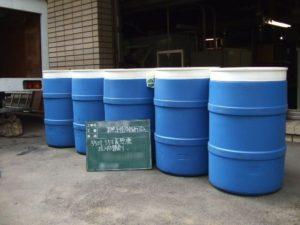 蓄熱槽:防錆剤