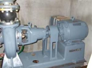 冷却水ポンプオーバーホール01