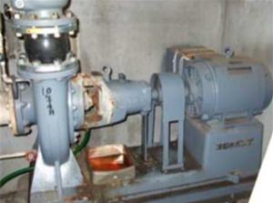 冷却水ポンプオーバーホール03
